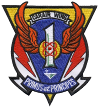 Commander Carrier Air Wing 1 (CVW-1), COMNAVAIRLANT