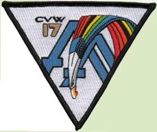 Commander Carrier Air Wing 17 (CVW-17), COMNAVAIRLANT