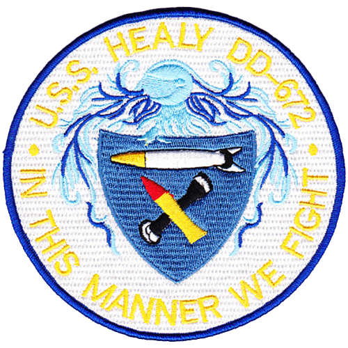 USS Healy (DD-672)