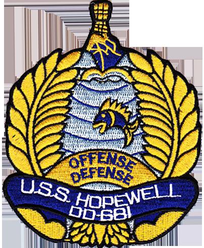 USS Hopewell (DD-681)