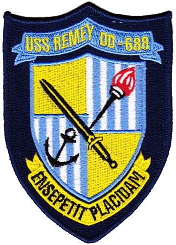 USS Remey (DD-688)