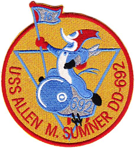 USS Allen M. Sumner (DD-692)