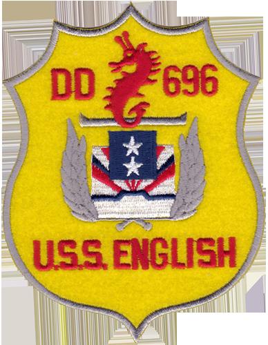 USS English (DD-696)