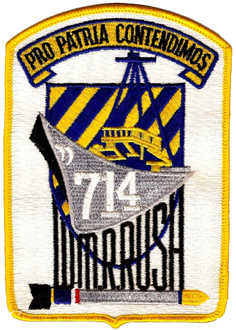 USS William R. Rush (DD-714)
