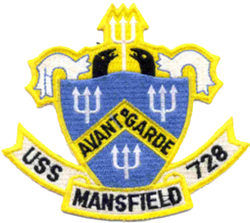 USS Mansfield (DD-728)