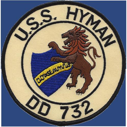 USS Hyman (DD-732)
