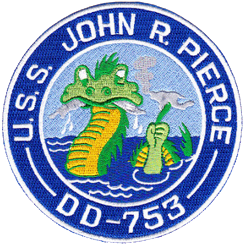 USS John R. Pierce (DD-753)