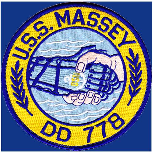 USS Massey (DD-778)