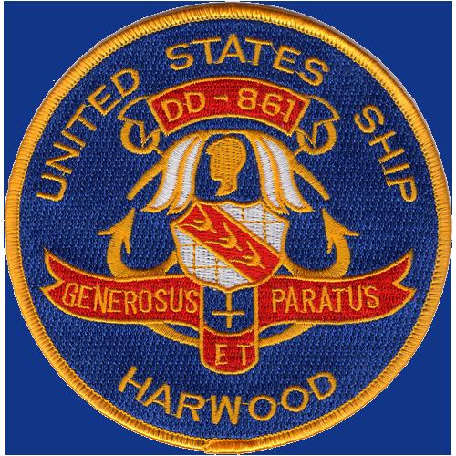 USS Harwood (DD-861)