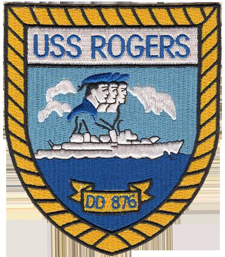 USS Rogers (DD-876)