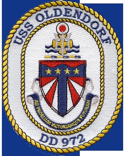 USS Oldendorf (DD-972)