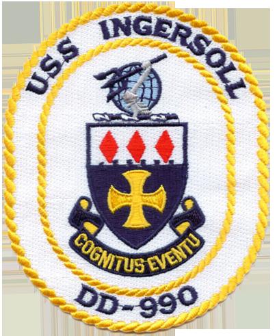 USS Ingersoll (DD-990)