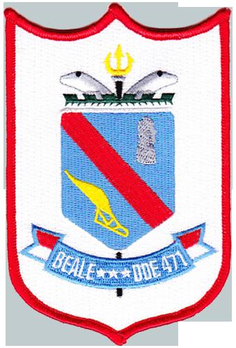 USS Beale (DDE-471)
