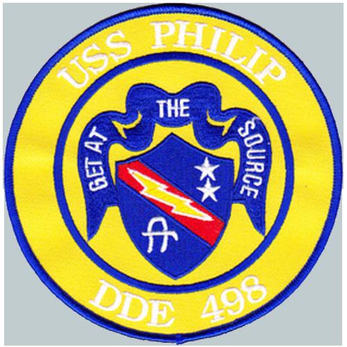 USS Philip (DD-498)
