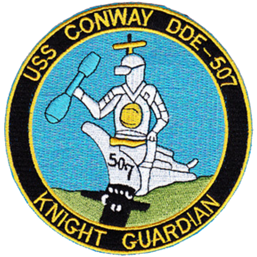 USS Conway (DDE-507)