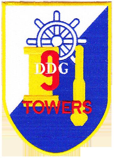 USS Towers (DDG-9)