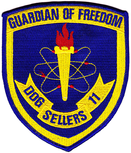 USS Sellers (DDG-11)