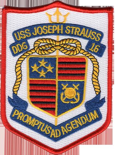 USS Joseph Strauss (DDG-16)