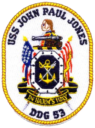 USS John Paul Jones (DDG-53)