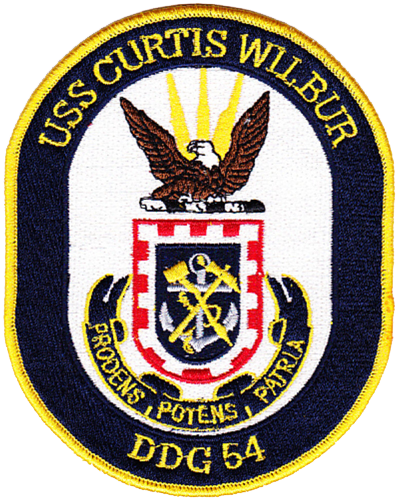 USS Curtis Wilbur (DDG-54)