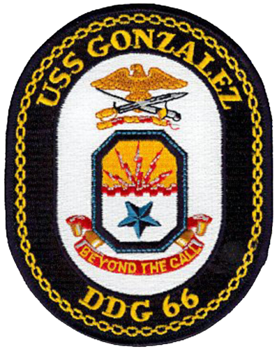 USS Gonzalez (DDG-66)