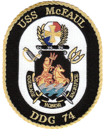 USS McFaul (DDG-74)