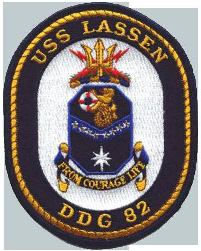 USS Lassen (DDG-82)