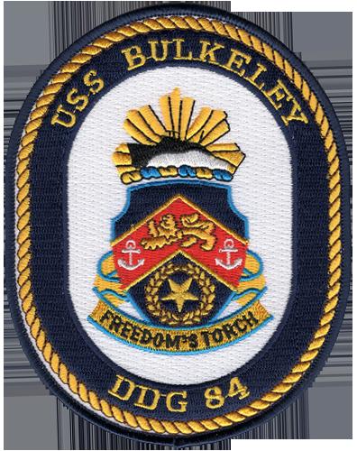 USS Bulkeley (DDG-84)