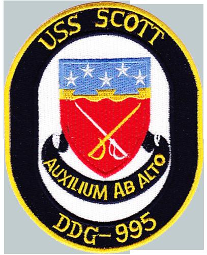 USS Scott (DDG-995)