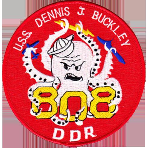 USS Dennis J. Buckley (DD/DDR-808)