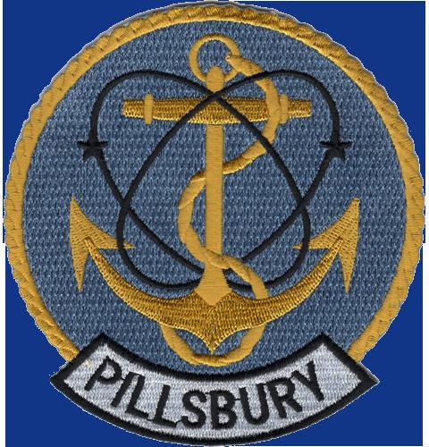 USS Pillsbury (DE-133)