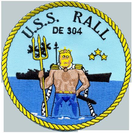 USS Rall (DE-304)