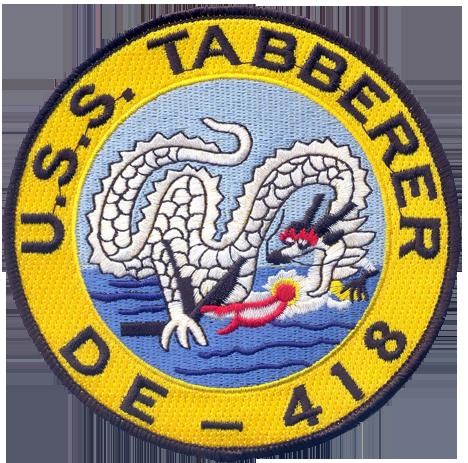 USS Tabberer (DE-418)