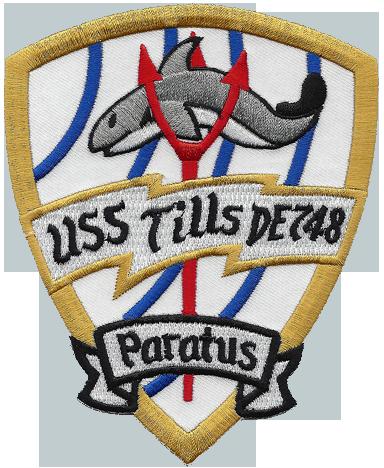 USS Tills (DE-748)