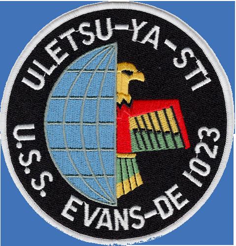 USS Evans (DE-1023)