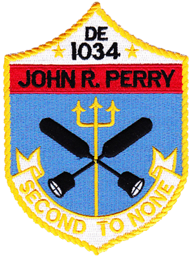 USS John R. Perry (DE-1034)