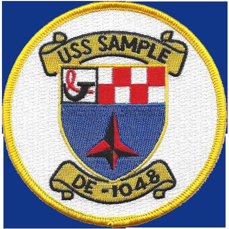 USS Sample (DE-1048)