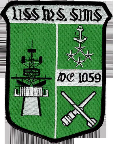 USS W. S. Sims (DE-1059)