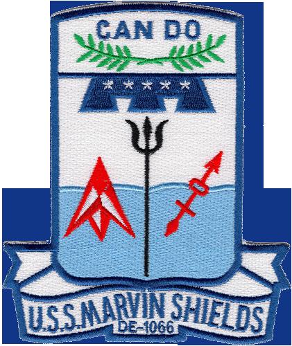 USS Marvin Shields (FF-1066/DE-1066)