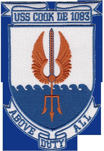 USS Cook (DE-1083)
