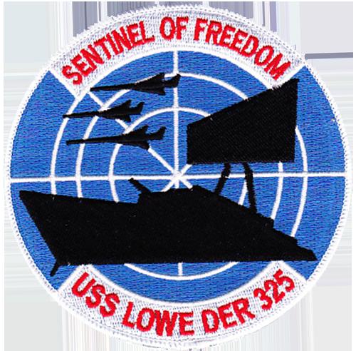 USS Lowe (DER-325)