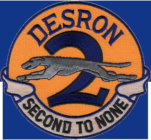 DESRON 2, Cruiser Destroyer Group  8