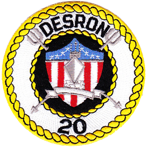 DESRON 20, Commander, Naval Surface Force, Atlantic (COMNAVSURFLANT)