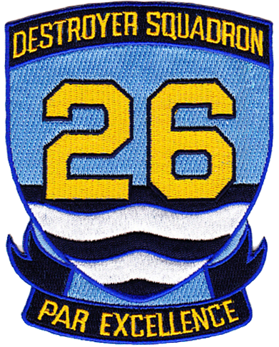 DESRON 26, Commander, Naval Surface Force, Atlantic (COMNAVSURFLANT)
