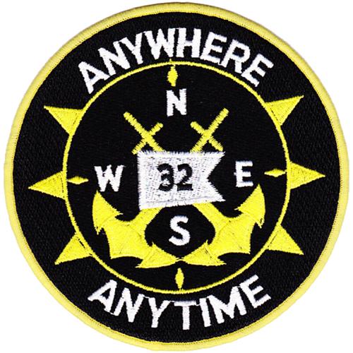DESRON 32, Commander, Naval Surface Force, Atlantic (COMNAVSURFLANT)