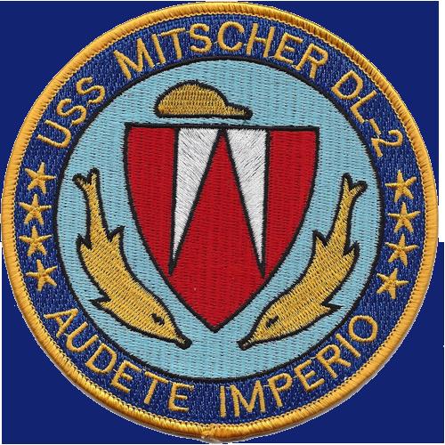 USS Mitscher (DL-2)