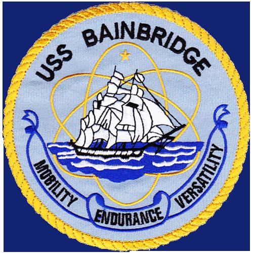 USS Bainbridge (DLGN-25)