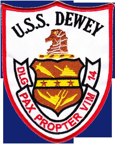 USS Dewey (DLG-14)
