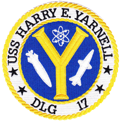 USS Harry E .Yarnell (DLG-17)