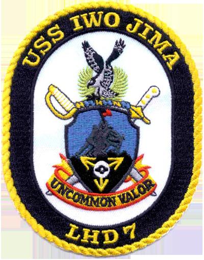 USS Iwo Jima (LHD-7)